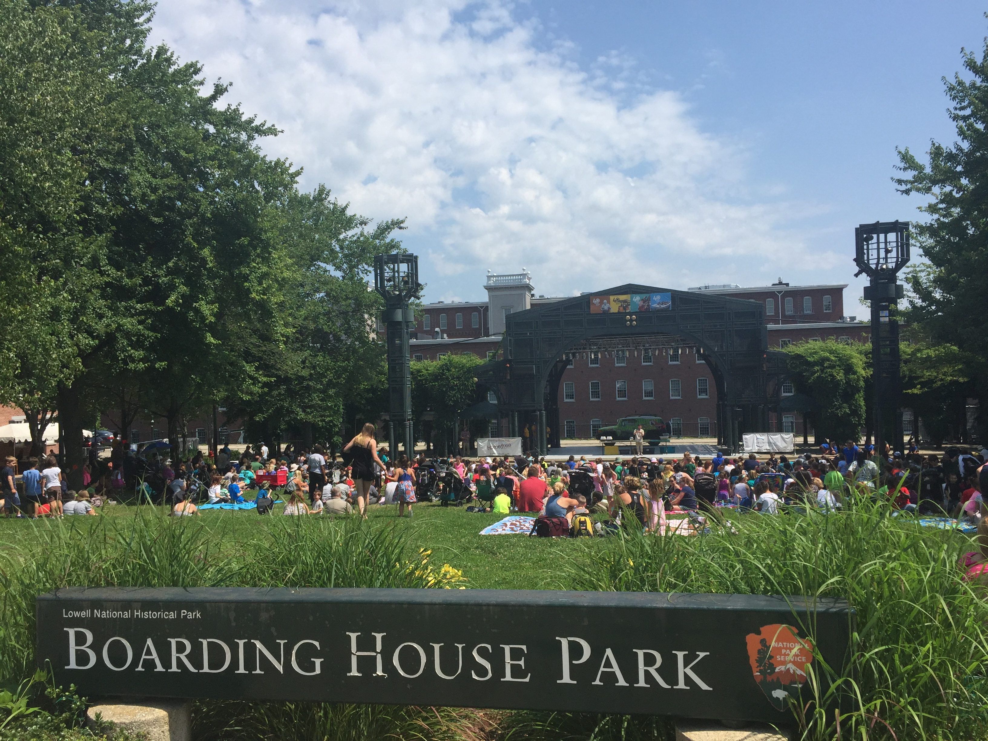 Boarding House Park